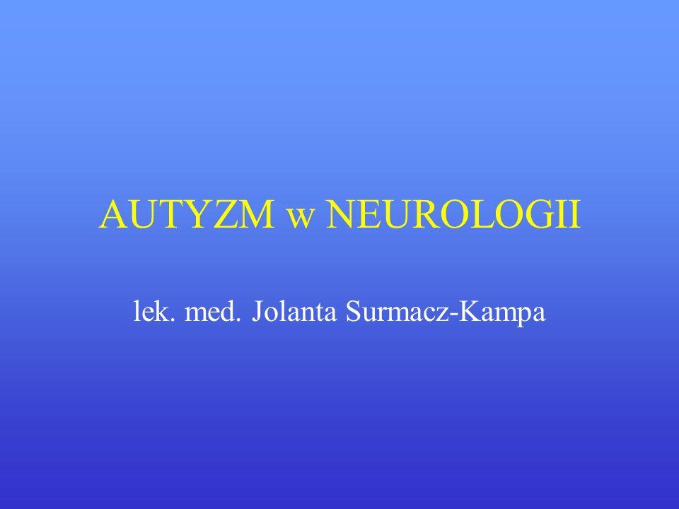 lek. med. Jolanta Surmacz-Kampa