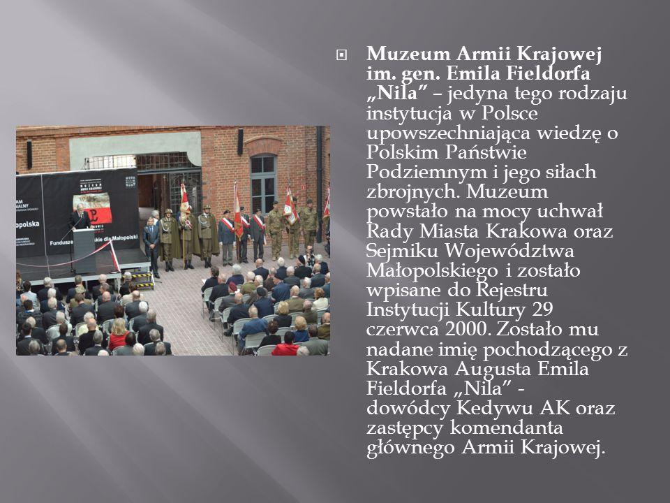 Muzeum Armii Krajowej im. gen