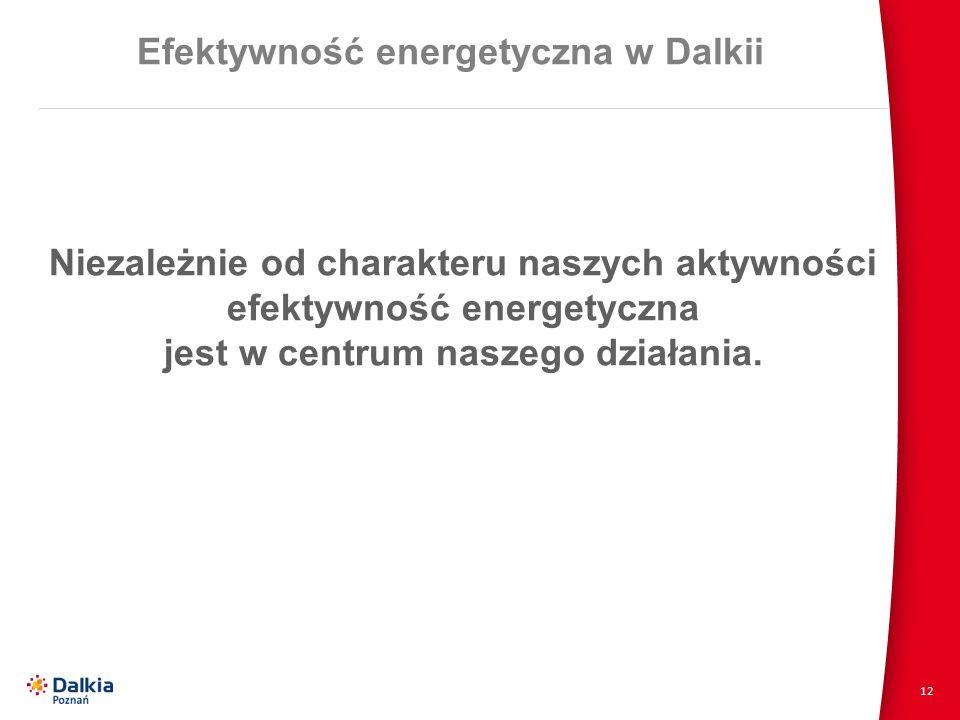 Efektywność energetyczna w Dalkii