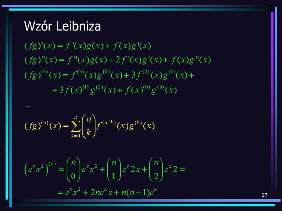Wzór Leibniza
