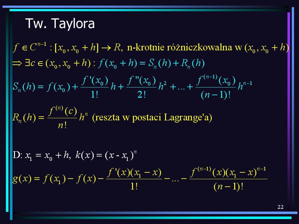 Tw. Taylora