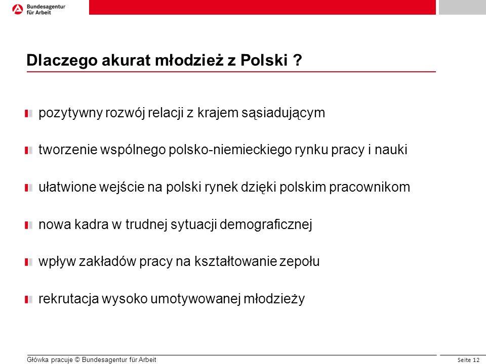 Dlaczego akurat młodzież z Polski