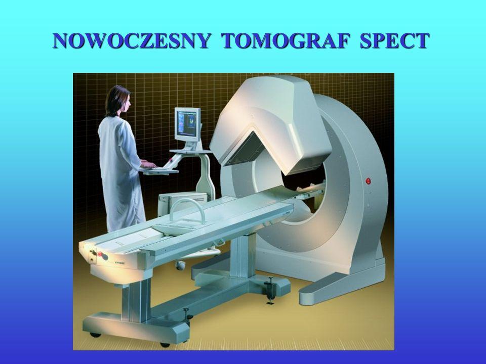 NOWOCZESNY TOMOGRAF SPECT