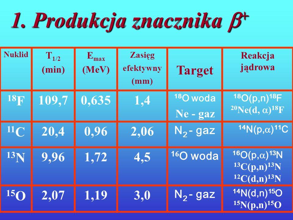 1. Produkcja znacznika b+