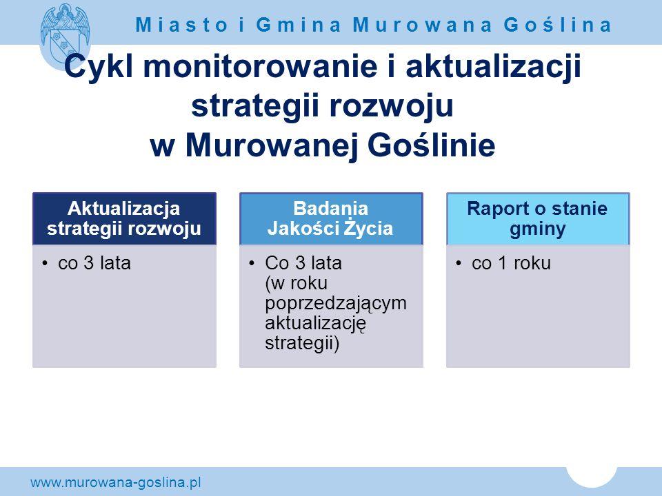 Aktualizacja strategii rozwoju