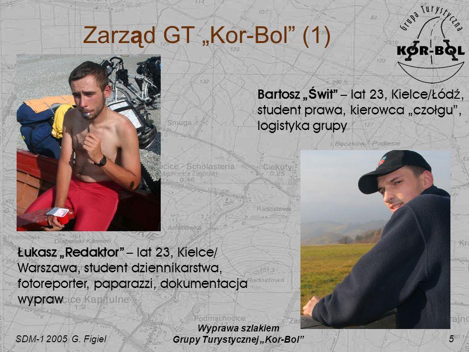 """Grupy Turystycznej """"Kor-Bol"""