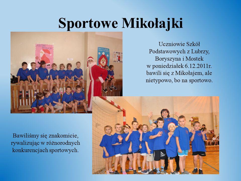 Sportowe Mikołajki