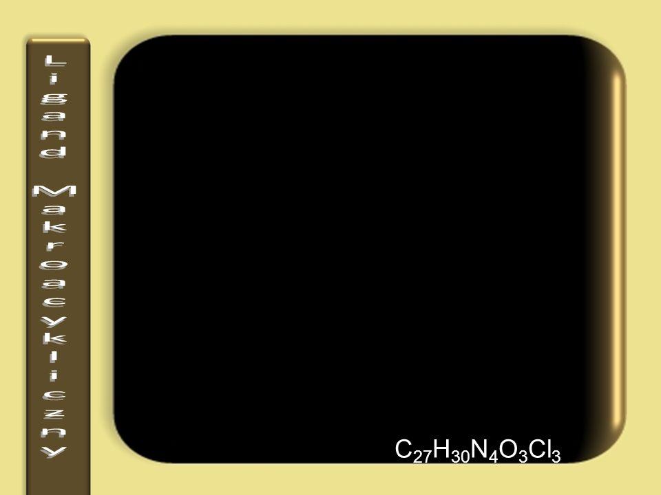 Ligand Makroacykliczny