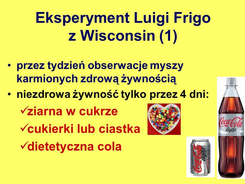 Eksperyment Luigi Frigo z Wisconsin (1)
