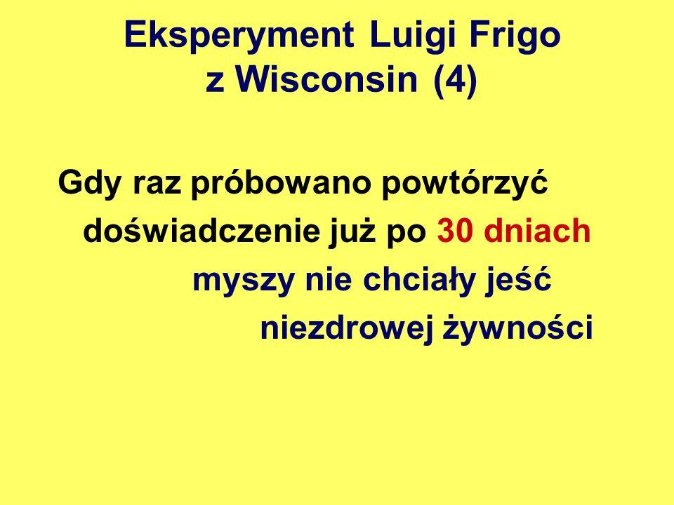 Eksperyment Luigi Frigo z Wisconsin (4)
