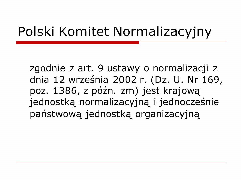 Polski Komitet Normalizacyjny
