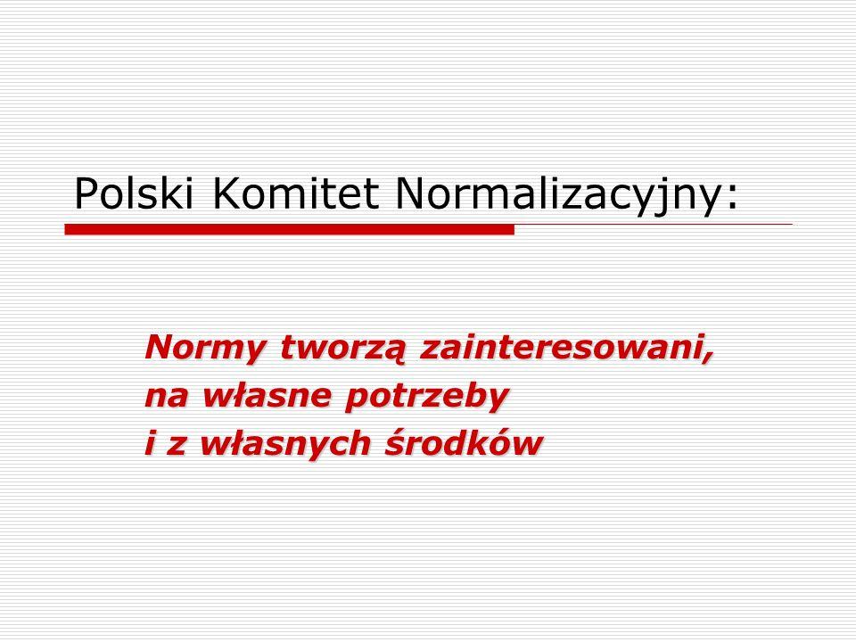 Polski Komitet Normalizacyjny: