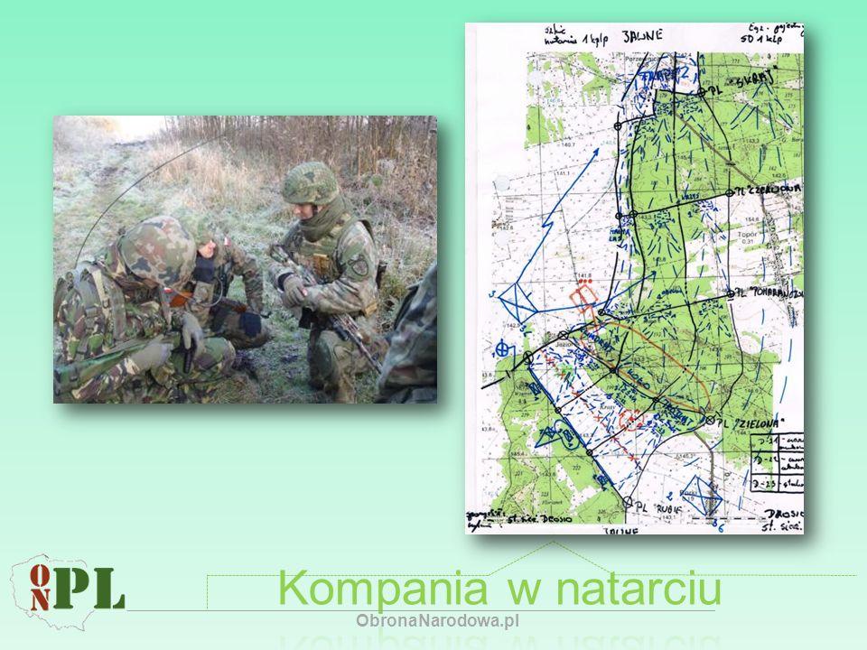 Kompania w natarciu ObronaNarodowa.pl