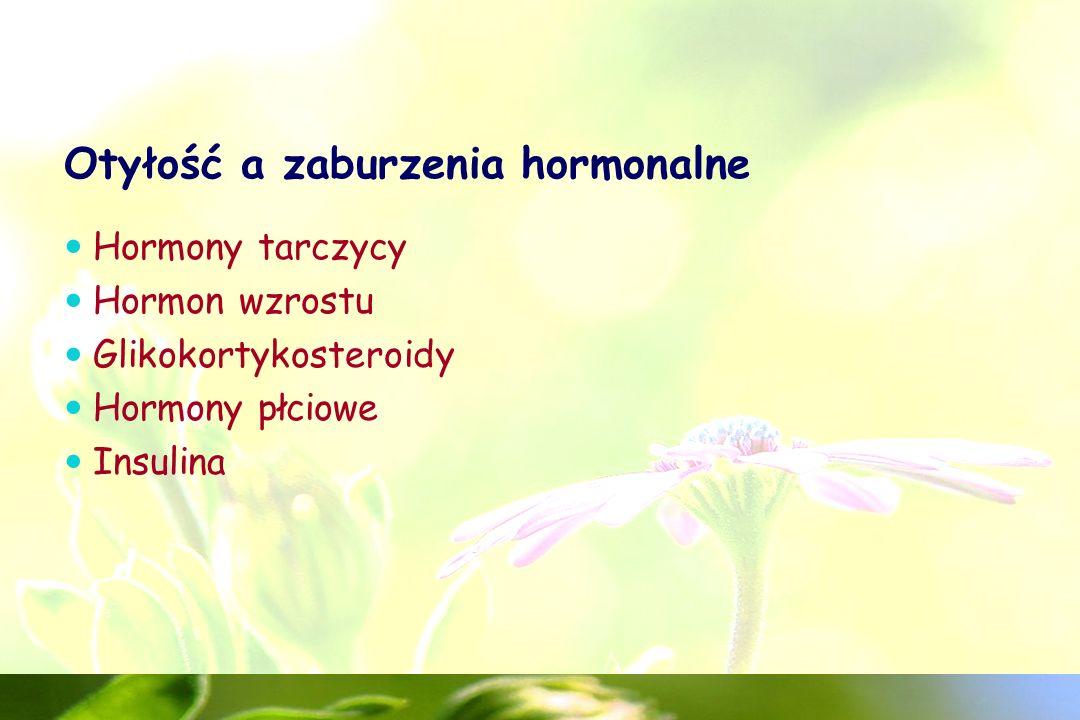 Otyłość a zaburzenia hormonalne