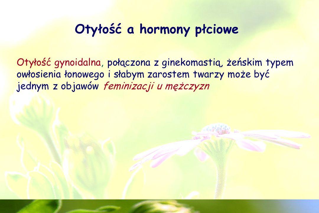 Otyłość a hormony płciowe