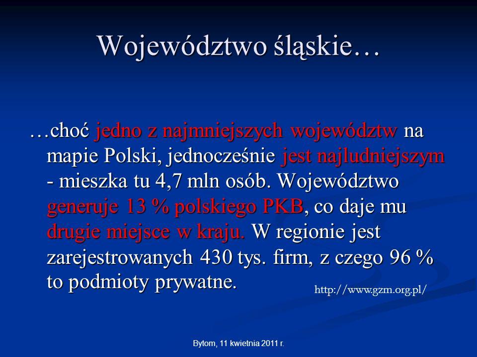 Województwo śląskie…