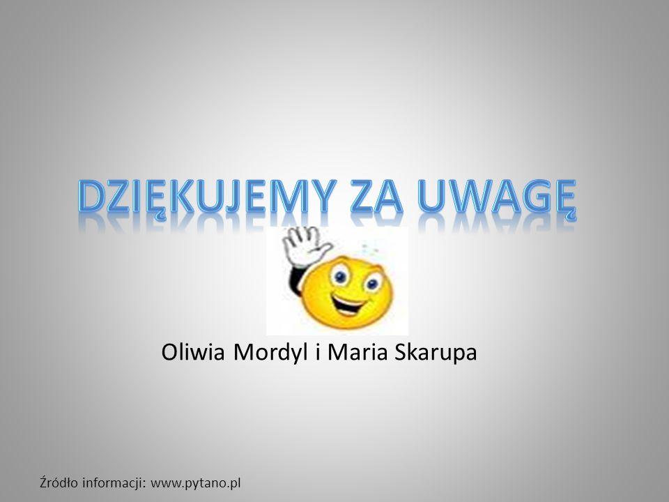 Źródło informacji: www.pytano.pl