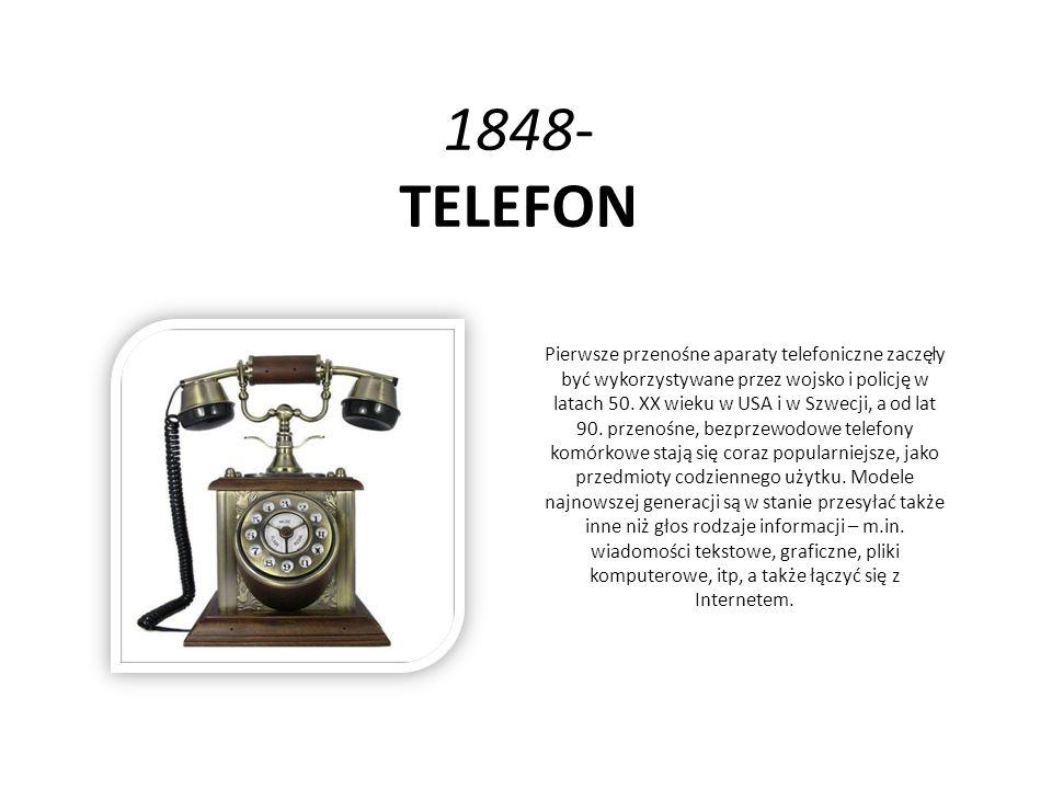 1848- TELEFON