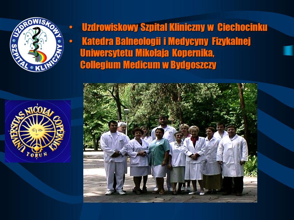 Uzdrowiskowy Szpital Kliniczny w Ciechocinku