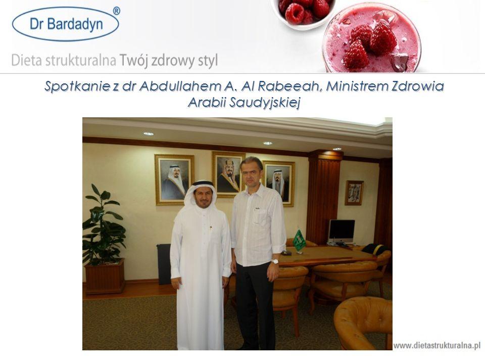 Spotkanie z dr Abdullahem A