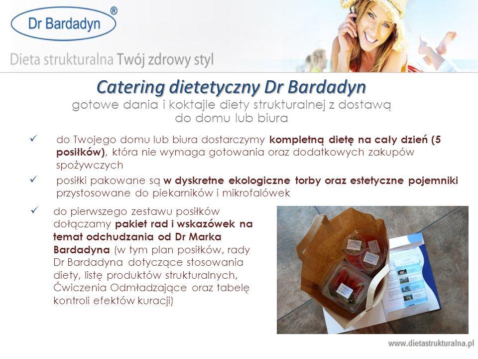 Catering dietetyczny Dr Bardadyn