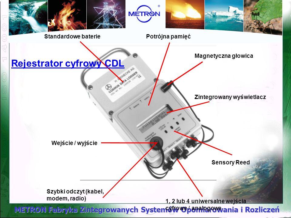 Rejestrator cyfrowy CDL