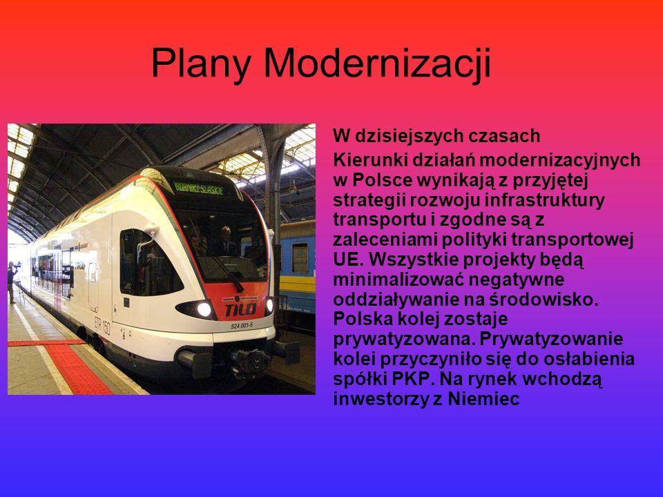 Plany Modernizacji W dzisiejszych czasach
