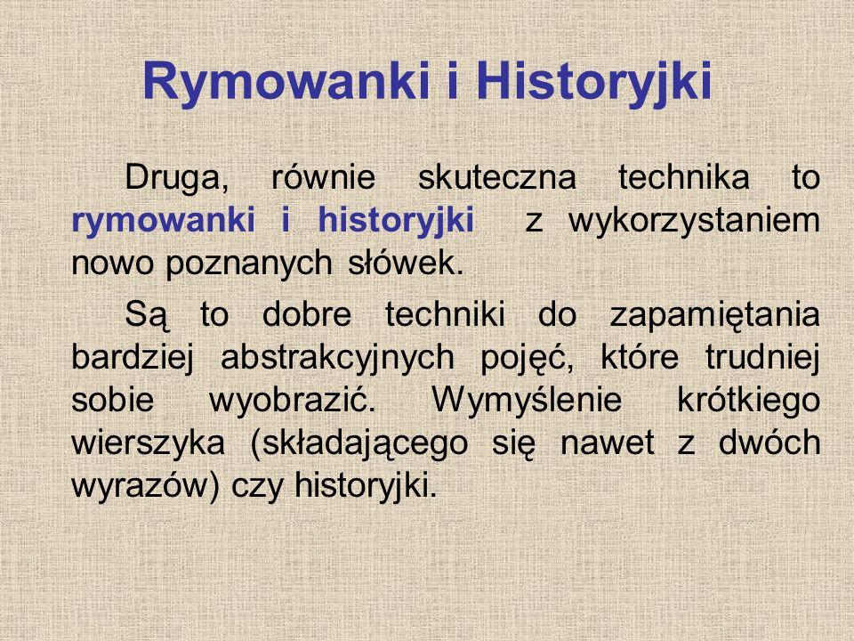 Rymowanki i Historyjki