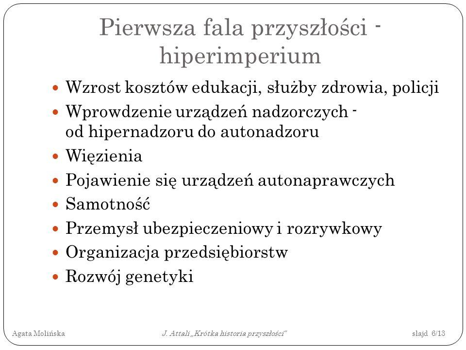 Pierwsza fala przyszłości - hiperimperium