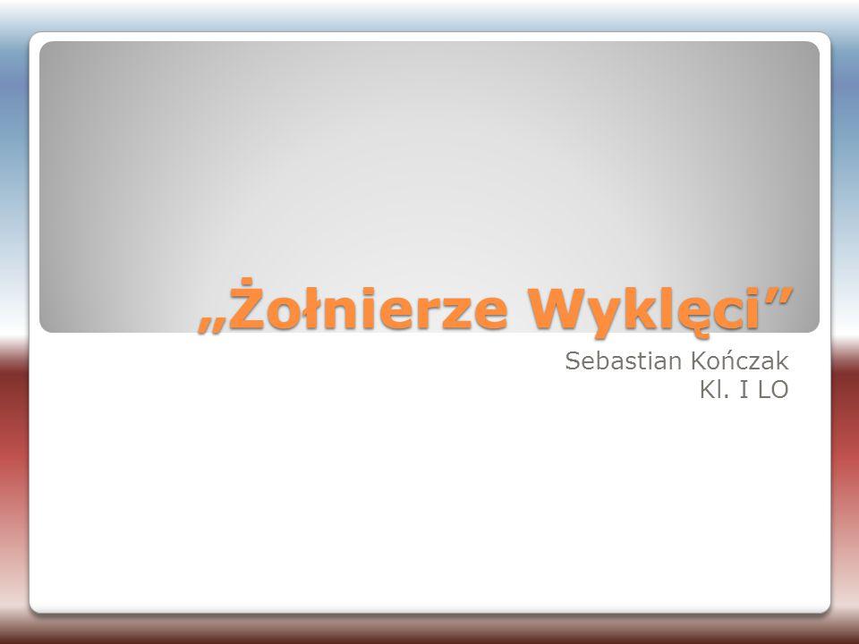 Sebastian Kończak Kl. I LO