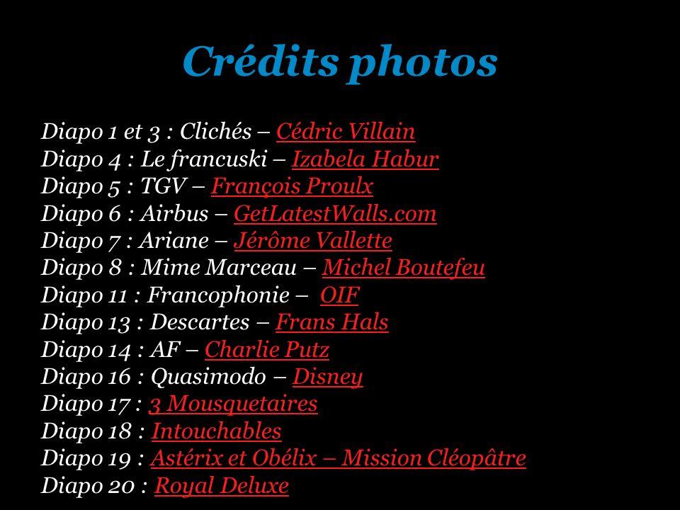 Crédits photos Diapo 1 et 3 : Clichés – Cédric Villain