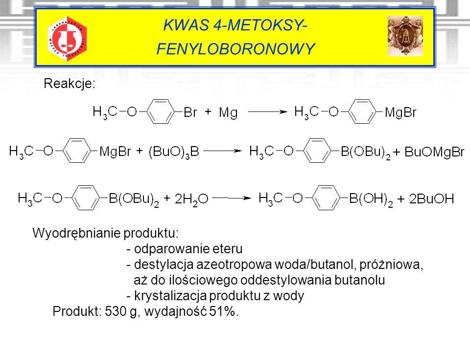 KWAS 4-METOKSY- FENYLOBORONOWY