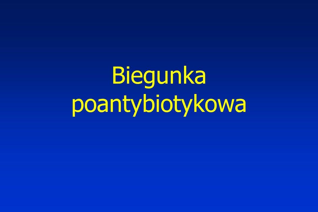 Biegunka poantybiotykowa