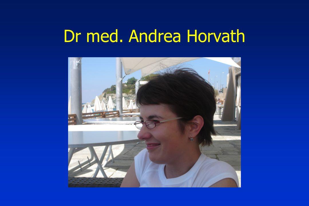 Dr med. Andrea Horvath
