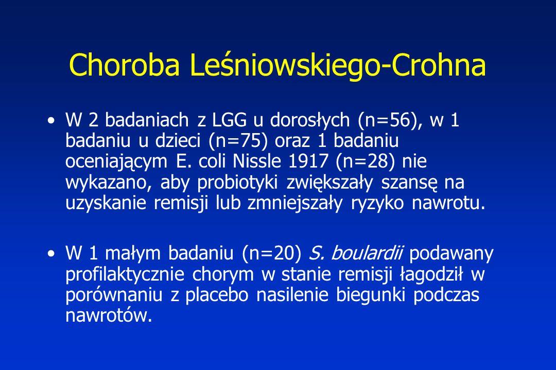 Choroba Leśniowskiego-Crohna