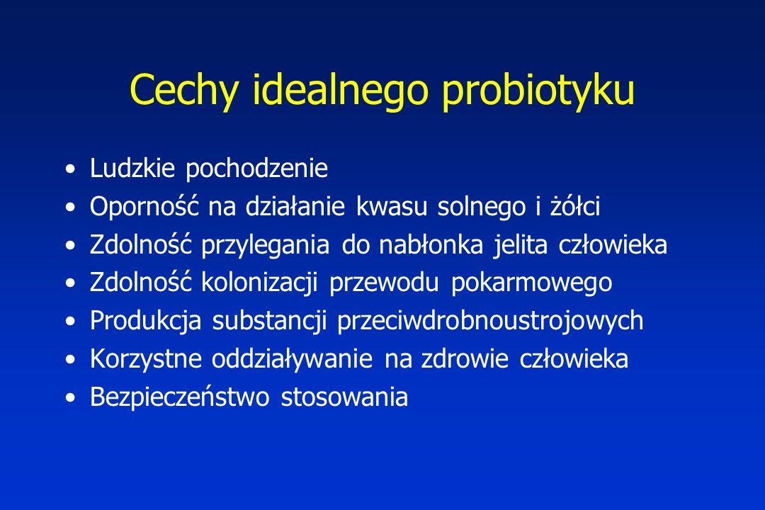 Cechy idealnego probiotyku
