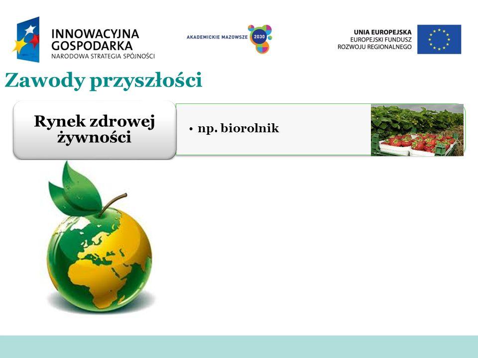 Rynek zdrowej żywności