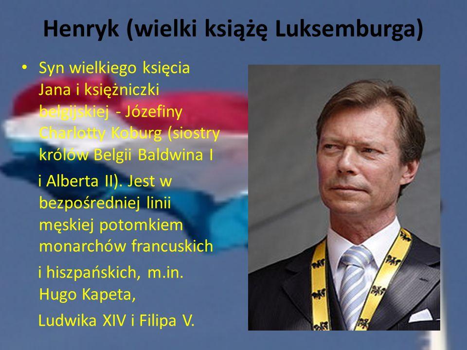 Henryk (wielki książę Luksemburga)