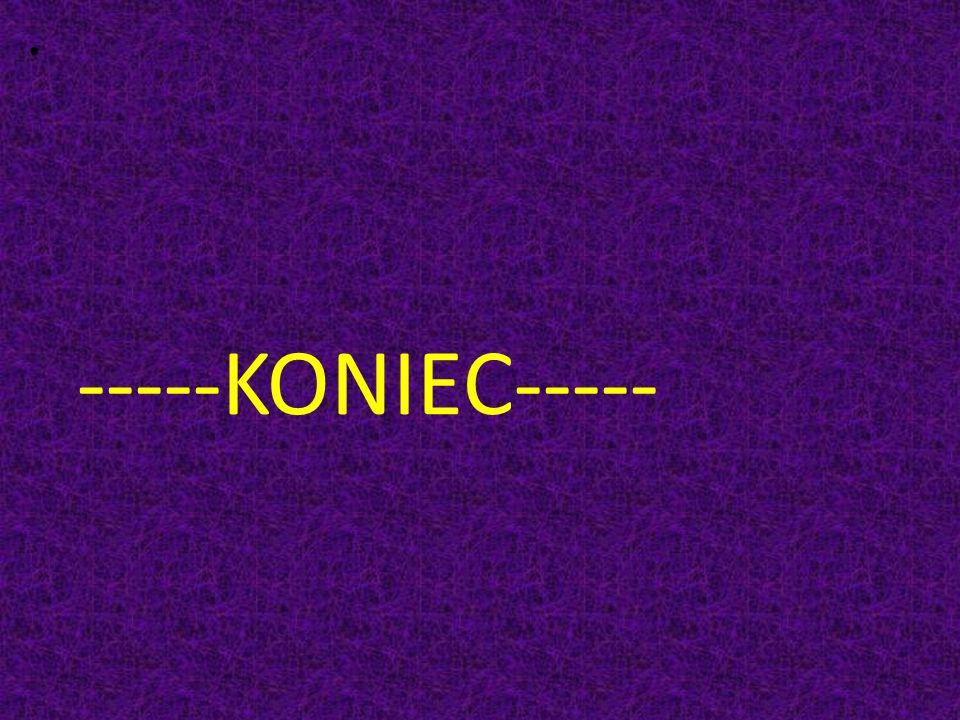 -----KONIEC-----