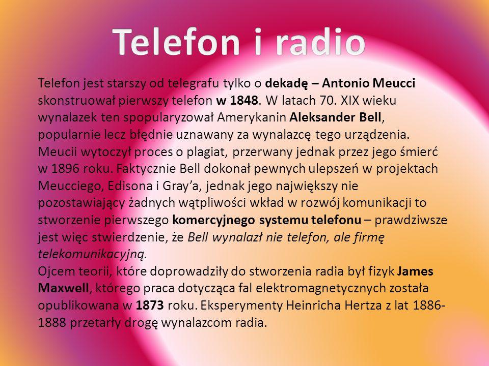Telefon i radio