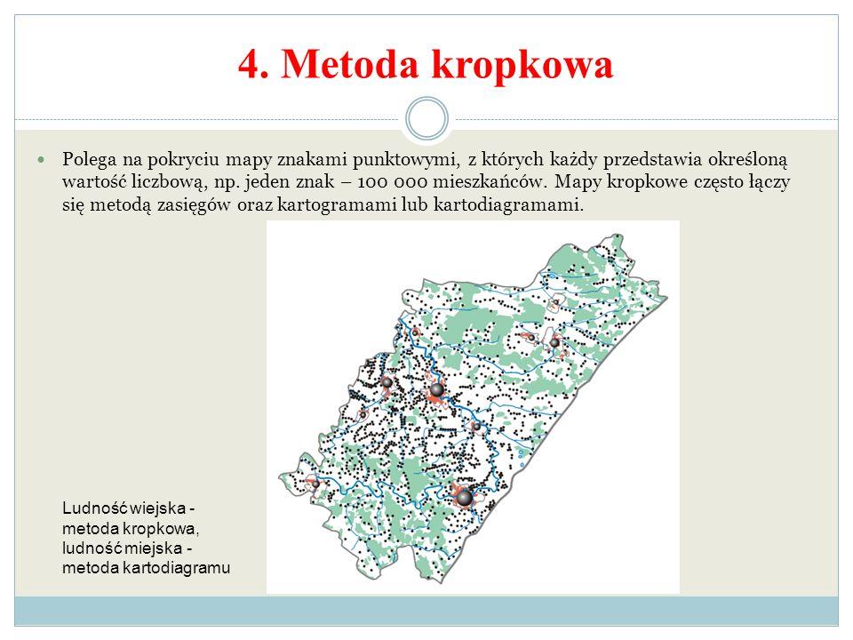 4. Metoda kropkowa