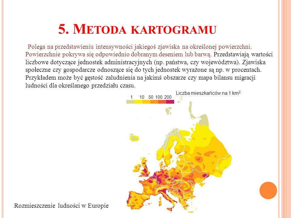 5. Metoda kartogramu