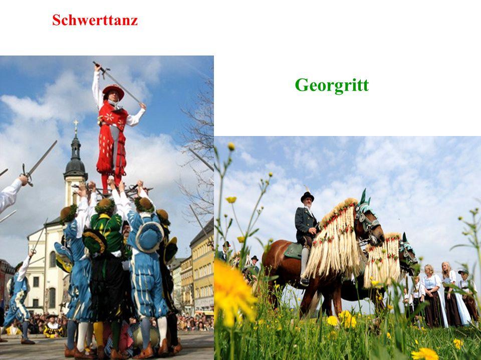Schwerttanz Georgritt