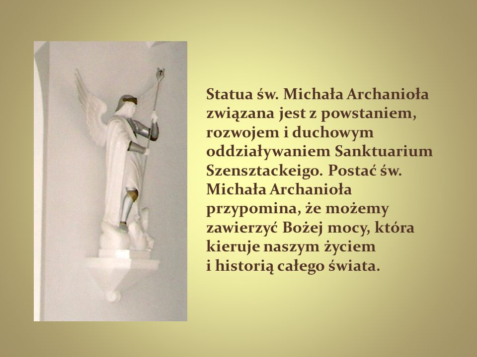 Statua św.