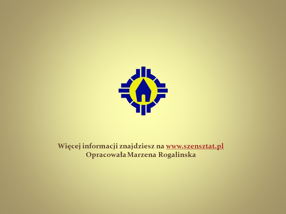 Więcej informacji znajdziesz na www.szensztat.pl