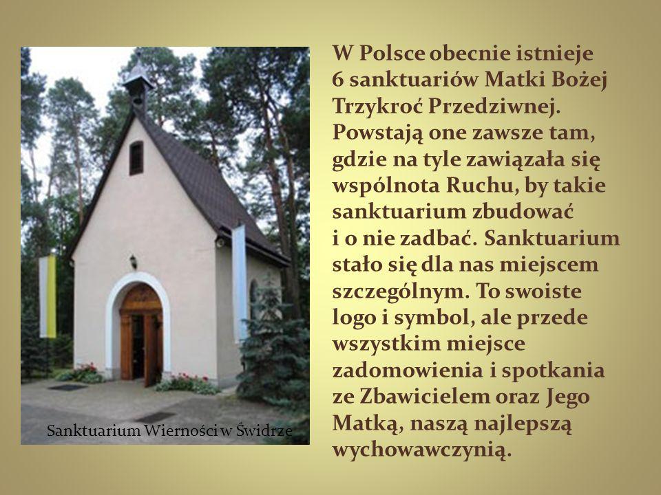 Sanktuarium Wierności w Świdrze