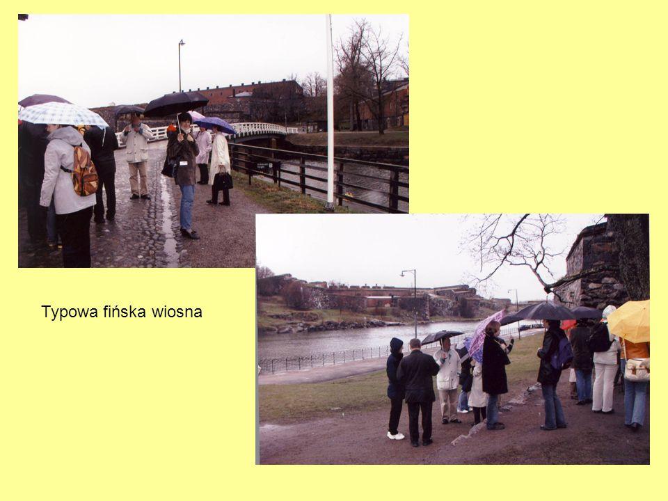 Typowa fińska wiosna
