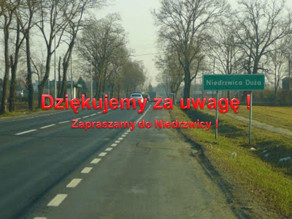 Zapraszamy do Niedrzwicy !