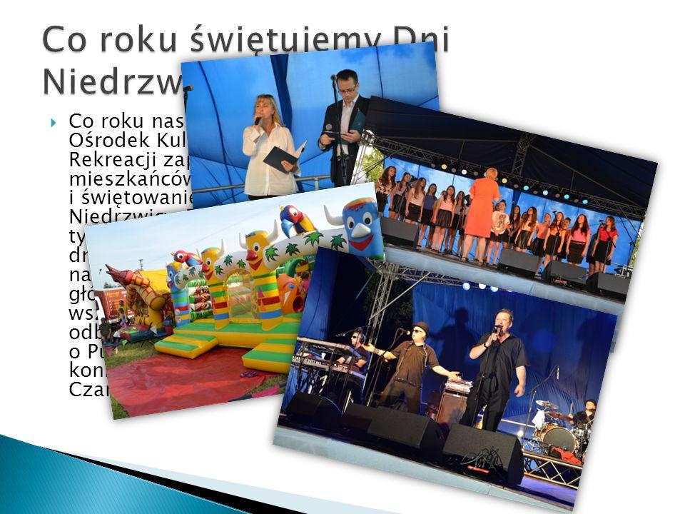Co roku świętujemy Dni Niedrzwicy !
