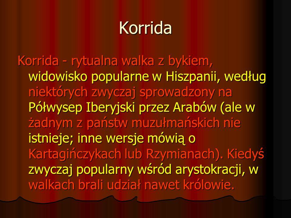 Korrida